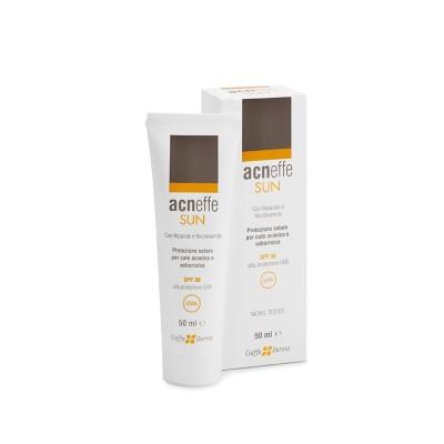 Acneffe SUN® protezione solare per pelli con acne
