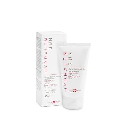 Hydralen SUN® protezione solare pelli sensibili e arrossate